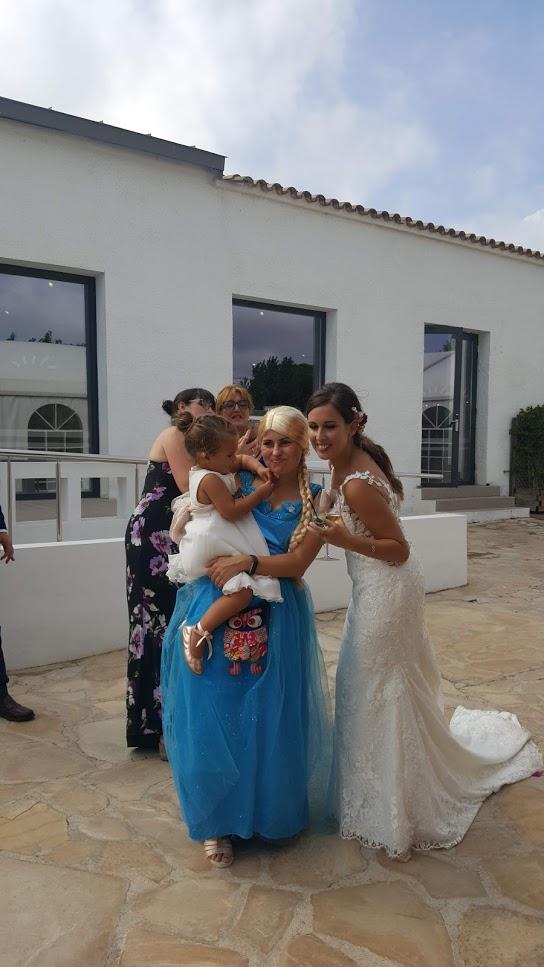 Yoli Animadora de bodas 605 239 728