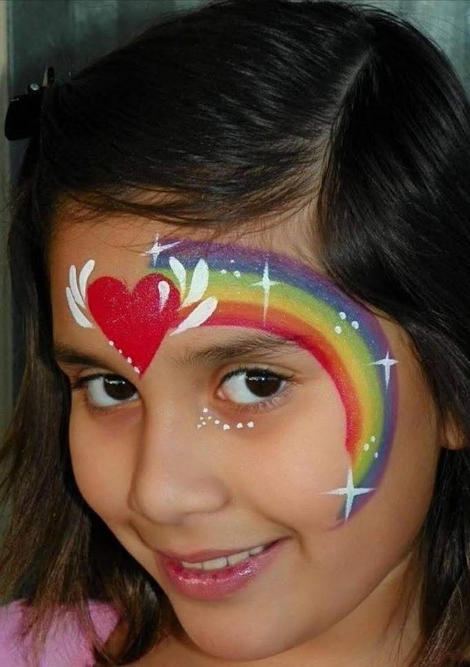 Pintacara arcoiris