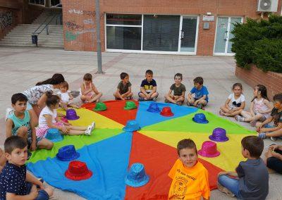 niños jugando pta