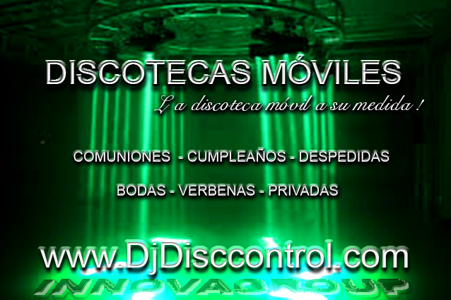 DIscoteca Móvil